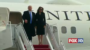 House Plane by Major Moment Donald Trump U0026 Family Exit Official White House