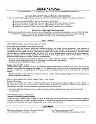 Cosmetic Resume Examples by Resume Fashion Resume Examples
