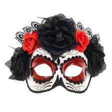 day of the dead sugar skull halloween costume clairesscares