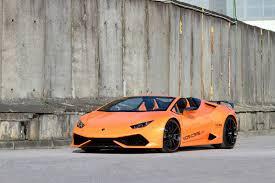 Lamborghini Huracan Custom - lamborghini huracan spyder styled by vos performance gtspirit