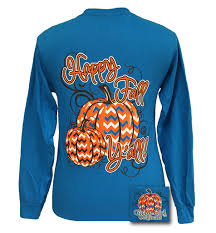 halloween t shirts for girls girlie originals happy fall yall chevron pumpkin halloween