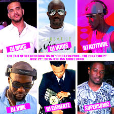 pretty in pink antigua u0027s pink party u2013 fete tracker