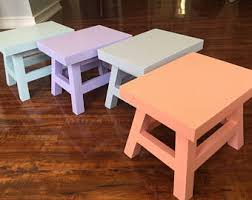 toddler stool etsy
