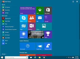 bureau windows 8 windows 10 toutes les options de configuration pour le démarrage