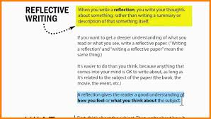 writing concept papers 5 understand the concept of reflective writing farmer resume understand the concept of reflective writing 13 jpg