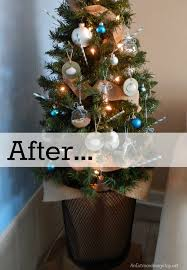 how to make your christmas tree elegant with fresh flowers an