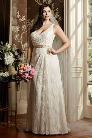 plus size wedding gowns 20 gorgeous plus size wedding dresses