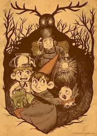 51 best over the garden wall fan art images on pinterest garden