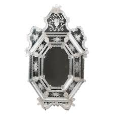 Ornate Mirrors Early 20th C Ornate Venetian Mirror From Piatik On Ruby Lane