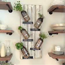 Furniture Of Kitchen Get Rid Of Kitchen Countertop Clutter With 13 Clever Mason Jar