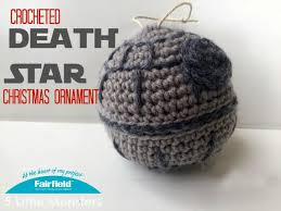 crocheted ornament fairfield world craft projects