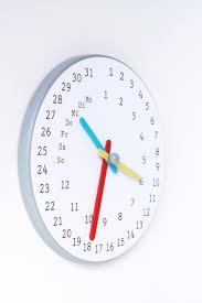 eternal calender clock u2013 crowdyhouse