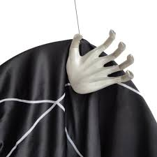 creepy sound control animated skeleton ghost scary spider for
