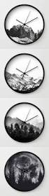 minimalist wall clock best 25 minimalist wall clocks ideas on pinterest designer