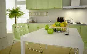 green and kitchen ideas kitchens in five colors yellow white blue and green