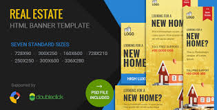 real estate html5 google banner ad 01 by 0effortthemes codecanyon