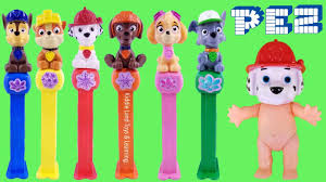 where to buy pez dispensers paw patrol pez dispenser guppies baby dolls learn to count