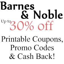 Barns And Noble Promo Code 2017 Printable Coupons In Store 2016