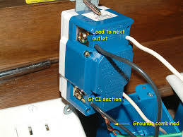 melt wire on gfi outlet bathroom insulation dryer cost
