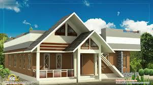 floor single house plans for sq ft home story kerala design