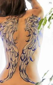 back tattoos wings 9 best tattoo angeles images on pinterest angels tattoo angel