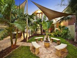 Tropical Patio Design Tropical Garden Design Plans Furniture Mommyessence Com