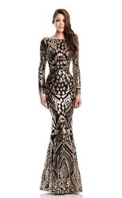 embellished dress johnathan kayne 7241 sleeve embellished evening gown