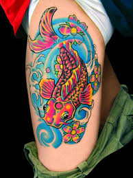 best 25 bright colorful tattoos ideas on pinterest bright