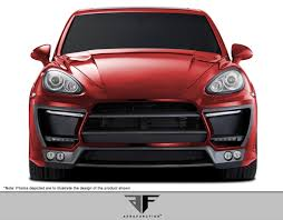 2011 Porsche Cayenne - 2011 2014 porsche cayenne body kits and aerodynamics enhancements