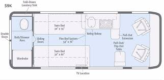 Type B Motorhome Floor Plans Class B Motorhomes For Sale In North Carolina Bill Plemmons Rv