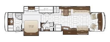 Pictures Of Floor Plans Ventana Floor Plan Options Newmar