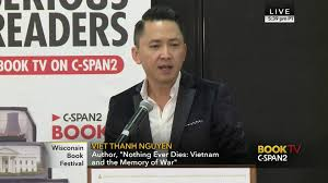 The Blind Side Sparknotes Viet Thanh Nguyen Discusses Nothing Ever Dies Sympathizer Oct 22 2016