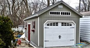 1 car prefab garage one car garage horizon structures from there they evolve to include enhanced style and expanded storage and workspace options