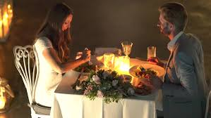 Candle Light Dinner Candle Light Dinner Stock Footage Shutterstock
