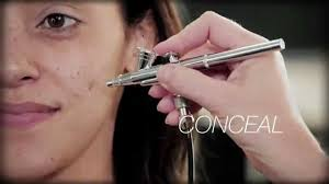 airbrush makeup professional how to use airbrush for flawless makeup application kett