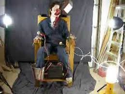 Scary Halloween Props Torture Chair Scary Halloween Prop Youtube