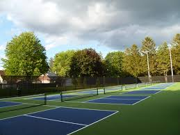 tennis courts with lights near me pinafore park tennis and pickleball courts st thomas