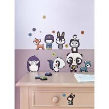 stickers chambre d enfant stickers muraux chambre garcon pas cher creative diy mignon