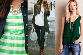 jewelry and clothes color coordination made easy