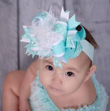 beautiful bows boutique buy the top hair bow mint aqua online at beautiful bows boutique