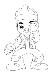 print jake neverland pirates coloring pages 20