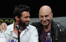 Hugh Jackman Hugh Jackman And Stewart Reunite For