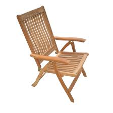 Teak Dining Chair Amazon Com Royal Teak Esfc Estate 23 1 2 Folding Chair With Arms