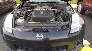 nissan 350z oil filter nissan 350z oil change part1 in 4k how to youtube
