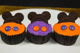 mickey mouse halloween cupcakes disney family