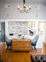 Dining Room Wall Rooms Viewer Hgtv