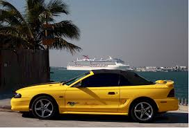 1995 mustang convertible top yellow 1995 ford mustang gt convertible mustangattitude com mobile