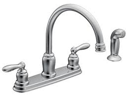 moen quinn kitchen faucet moen ca87888 high arc kitchen faucet from the caldwell collection