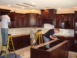 How To Install Kitchen Cabinets Yourself Installation Of Kitchen Cabinets How To Install Kitchen Cabinets