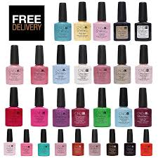cnd shellac uv nail polish new winter starstruck collection uk